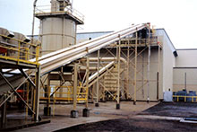 Arkansas Particleboard Plant